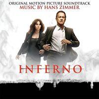 HANS ZIMMER - INFERNO - OST - ORIGINAL SOUNDTRACK - CD NEW!