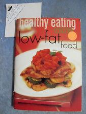 Low-Fat Food - Women's Weekly mini cookbooks OzSellerFasterPost!