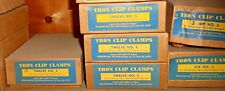 NEW 2 Cooper BUSSMANN Buss TRON No. 4 35-60A 600V FUSE CLAMPS Fuses Ideal NOS
