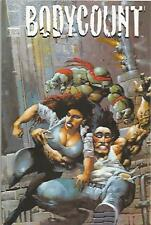 Body Count #3 [of 4] (May 1996) Featuring TMNT Image Comics High Grade