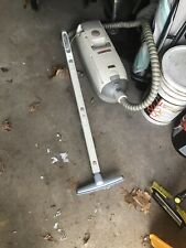 Electrolux Epic 8000 Canister Vacuum Cleaner w/Attachments Needs Repair