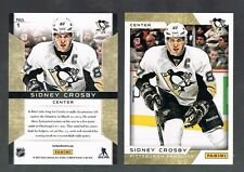 SIDNEY CROSBY #1 PENGUINS 2013/14 Panini Toronto Expo wrapper redemption