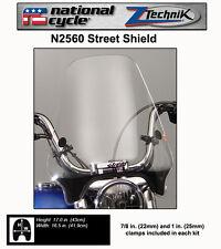 HARLEY FXST SOFTAIL CUSTOM 1987-99, 2007-10  NATIONAL CYCLE STREET SHIELD N2560