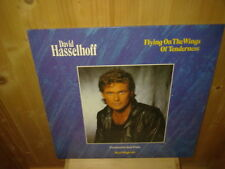 "DAVID HASSELHOFF flying on the wings of tenderness 12""  MAXI 45T"