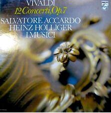 ACCARDO/HOLLIGER/I MUSICI 12 concerti, op 17 VIVALDI++
