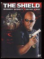 THE SHIELD TEMPORADA 3 Michael CHIKLIS 4 DVD ZONA 2 Como Nuevo