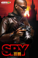 """VH -1037 Very Hot Toys 1/6 Scale """"SPY"""" action figure"""