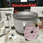 KitchenAid Ice Cream Maker Attachment photo