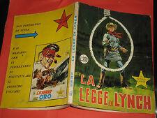 PICCOLO RANGER N° 57- a- ORIGINALE 1° EDIZIONE -DEL 1968- ALBI DEL  COW BOY-