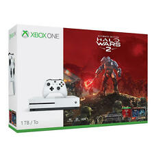 Xbox One S Halo Wars 2 Unlimited Edition 1TB Bundle