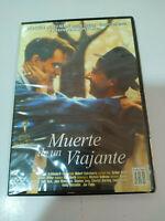 Muerte de un Viajante Dustin Hoffman John Malkovick - DVD Slim Español ingles