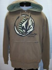 VOLCOM Mens medium M SHERPA Thickly insulated hooded Sweatshirt