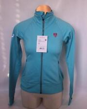 New Bontrager Women's Premium Track Jacket XS Cycling Bike Blue X-Small
