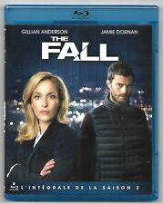 BLU-RAY DISC / THE FALL (INTEGRALE SAISON 2 , GILLIAN ANDERSON) COMME NEUF