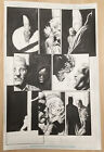 Gary+Frank+Batman+original+comic+art.+p70.++Catwoman%2C+Superman%2C+Doomsday+Clock