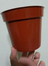 Indoor Small Flower Pot Brown