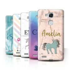 Personalised Custom Handwritten Fantasy Unicorn Phone Case for Huawei Ascend