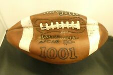 NCAA College Football Game Used Wilson Ball Michigan State From Penn State