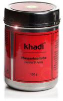 Khadi Pflanzenhaarfarbe Henna & Amla (150 g)