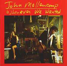 CD - John Mellencamp - Whenever We Wanted - A44