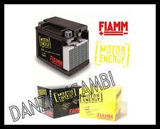 FTX9-BS FTX9BS BATTERIA FIAMM MOTOR ENERGY 12V 8 Ah 120 CCa CAGIVA HONDA KYMCO