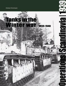 Tanks in the Winter War 1939-1940 (Operations: Scandinavia 1939)  New Book Maxim