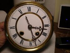 Antique-Gustav Becker-RA Spring-Clock Movt./Parts-Vienna Regulator-Ca.1900-#M284