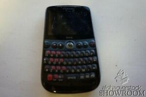 Used Untested HTC Dash (T-Mobile) Smart Phone Black For Parts or Repair