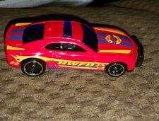 Hot Wheels 2014 HW City Rescue #42 '10 Camaro SS  Red  w/ HWFD