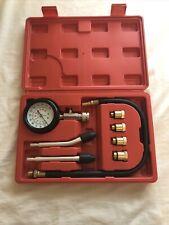 8Pcs Compression Tester Kit Cylinder Compression Gas Engine Set For Car or Truck