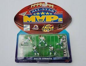 Vintage 1997 All Star MVPs Edition Dallas Cowboys Smith Aikman Irvin Sanders