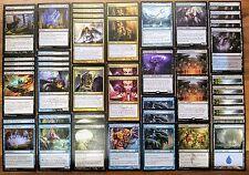CONTROL * Black Blue Custom Control Magic MTG Deck * Wizards of the Coast