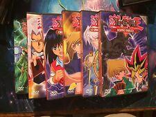 DVD-YU-GI-OH!-IL RE DEGLI INSETTI-VOLUME NUMERI 1-2-3-4-5-7 ANIME MANGA
