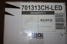 """Brand New Kuzco 25"""" LED Vanity Light in Chrome - 701313CH-LED"""