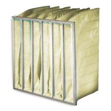 Case Of 8 Powder Coating Bag Filters Merv 14 6 Pocket 20 X 20 X 15