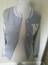 Primary fleece jacket grey ladies XS ( size 10 ish)