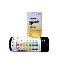 Multistix GP Urine Reagent Strips - Original Siemens Pack of 25