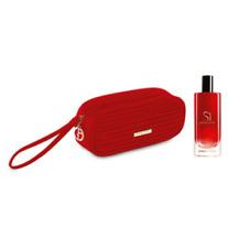 Giorgio Armani Si Passione 15ml & Make Up Bag