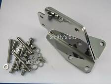 Classic Rover Mini Cooper MPI Stainless Ignition Bracket with fitting kit