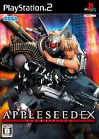 PS2 Appleseed EX Play station 2 Japanese Game w/Tracking# F/S New from Japan