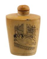 Bottiglia Bottiglietta Boccetta Arte Shunga Erotico Giapponese Curiosa- 3484 K