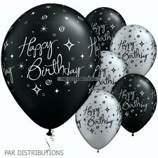 "HAPPY BIRTHDAY 25 LATTICE Baloons balons BALLONS PALLONCINI BALLOON 11 ""partito 25235"