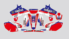 YAMAHA WR 250 F WR 450 F 2003-2006 DECAL STICKER GRAPHIC KIT