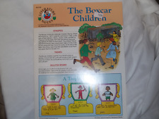 FS2732 LITERATURE NOTES TO ACCOMPANY THE BOXCAR CHILDREN BOOK