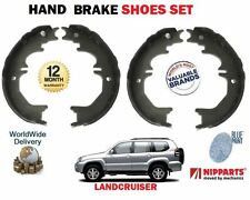 FOR TOYOTA LANDCRUISER PRADO COLORADO 3.0DT D4D 1996-2009 REAR HAND BRAKE SHOE