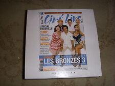 CD PROMO BANDES ANNONCES FILM CINE LIVE 93 09.2005 GODZILLA KING KONG NARNIA