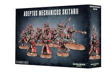 Warhammer - Adeptus Mechanicus Skitarii Rangers - 59-10 - Games Workshop BNIB