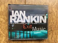 Ian Rankin, Exit Music Cd Audio Book! Look at my other audio books