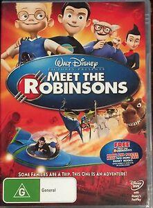 Meet The Robinsons (DVD, 2007)  Disney  BRAND NEW & SEALED