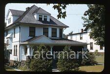 1940s kodachrome photo slide House exterior Dutch Boy Paint collection #1